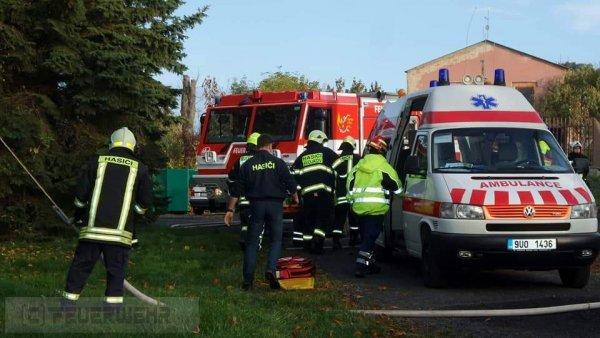 Uebungseinsatz vom 20.10.2018  |  (C) Feuerwehr (2018)