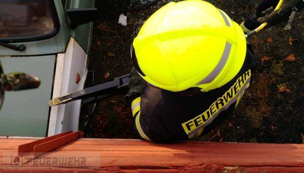 Uebungseinsatz vom 20.10.2018     (C) Feuerwehr (2018)