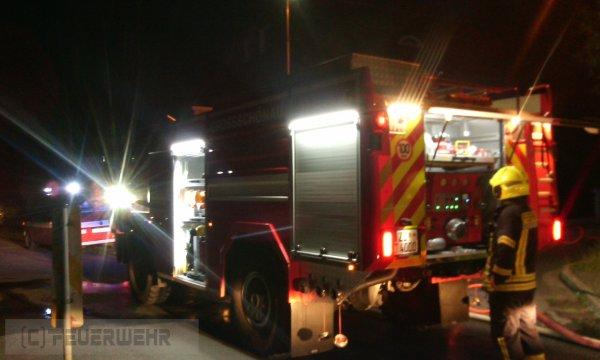 Brandeinsatz vom 04.07.2018  |  (C) Feuerwehr (2018)