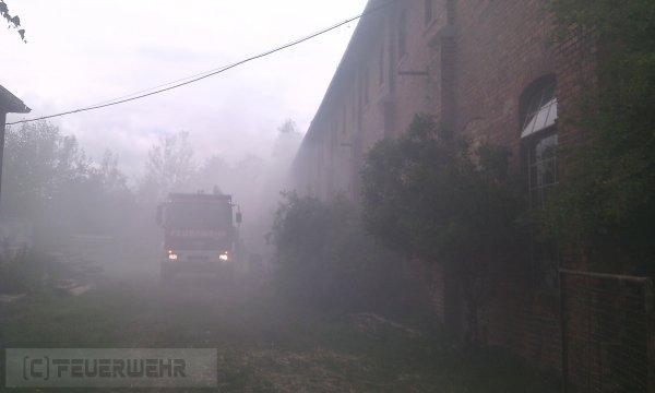 Brandeinsatz vom 08.07.2019  |  (C) Feuerwehr (2019)