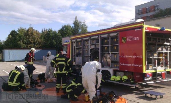 Uebungseinsatz vom 17.09.2019     (C) Feuerwehr (2019)