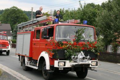 Aus dem Feuerwehrleben