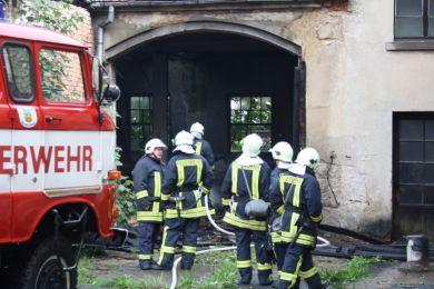 Brandeinsatz Kirchstrasse 27-08-2010 Bild 4