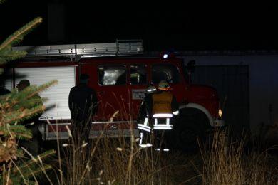 Brandeinsatz Waltersdorf 10-11-2010 Bild 13