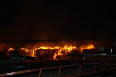 Brandeinsatz Waltersdorf 10-11-2010 Bild 20