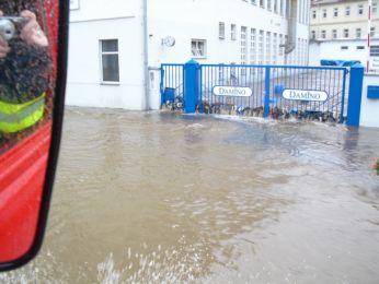 Hochwasser August 2010 Bild 101