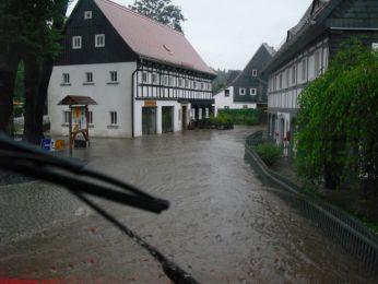 Hochwasser August 2010 Bild 106