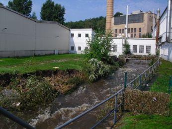 Hochwasser August 2010 Bild 108