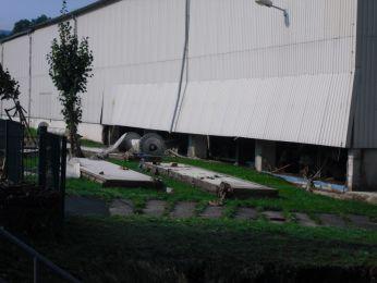 Hochwasser August 2010 Bild 109