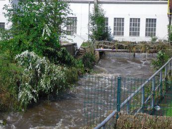 Hochwasser August 2010 Bild 111