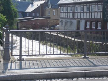 Hochwasser August 2010 Bild 113