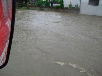 Hochwasser August 2010 Bild 19