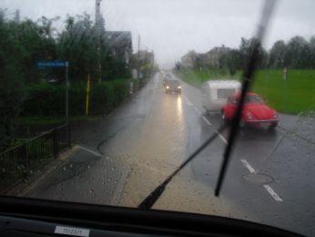 Hochwasser August 2010 Bild 1