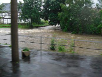 Hochwasser August 2010 Bild 21