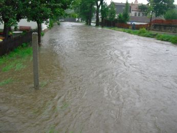 Hochwasser August 2010 Bild 30