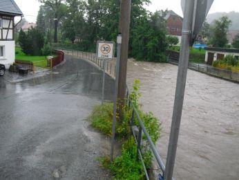 Hochwasser August 2010 Bild 33