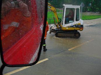 Hochwasser August 2010 Bild 34