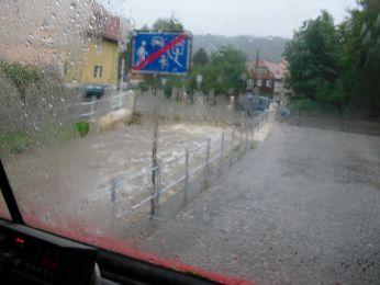 Hochwasser August 2010 Bild 39