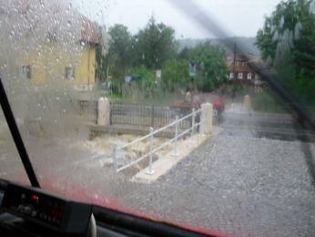 Hochwasser August 2010 Bild 40