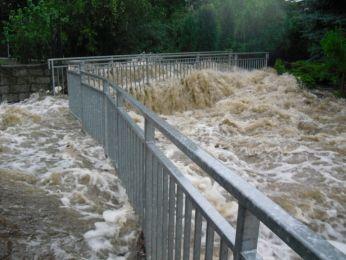 Hochwasser August 2010 Bild 43