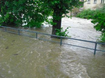 Hochwasser August 2010 Bild 47