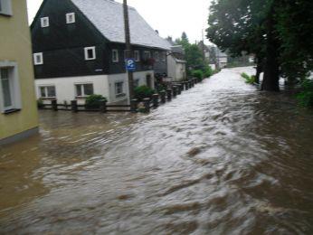 Hochwasser August 2010 Bild 50