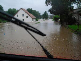 Hochwasser August 2010 Bild 53