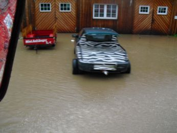 Hochwasser August 2010 Bild 59