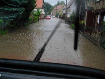 Hochwasser August 2010 Bild 62
