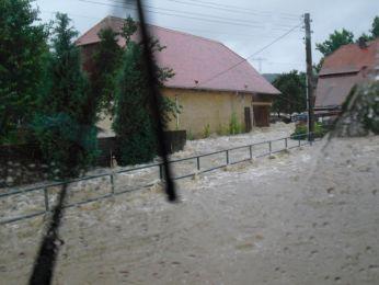 Hochwasser August 2010 Bild 66