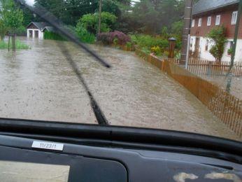 Hochwasser August 2010 Bild 69
