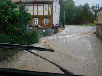 Hochwasser August 2010 Bild 73