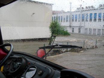 Hochwasser August 2010 Bild 81