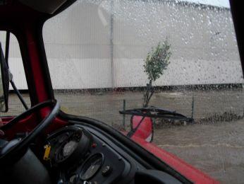 Hochwasser August 2010 Bild 87