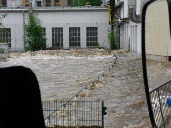 Hochwasser August 2010 Bild 88