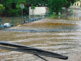 Hochwasser August 2010 Bild 92