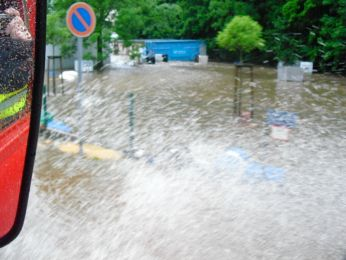 Hochwasser August 2010 Bild 97