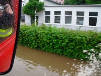 Hochwasser August 2010 Bild 98