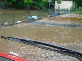 Hochwasser August 2010 Bild 99