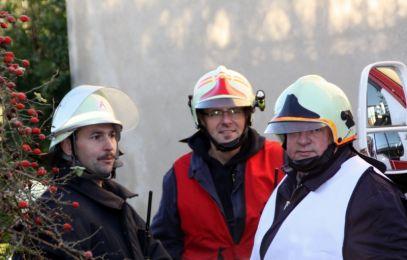Einsatzuebung Hainewalde 17-10-2010 Bild 18