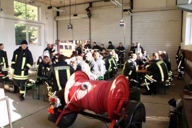 Einsatzuebung Hainewalde 17-10-2010 Bild 1