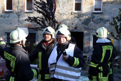 Einsatzuebung Hainewalde 17-10-2010 Bild 23