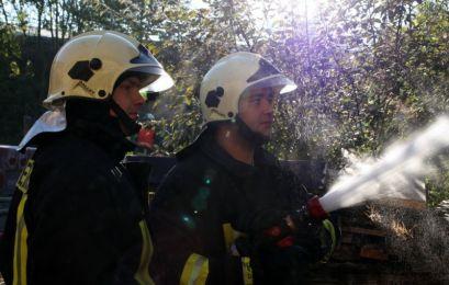 Einsatzuebung Hainewalde 17-10-2010 Bild 25