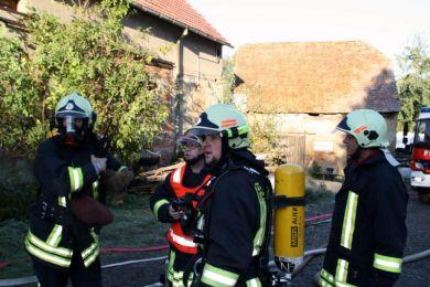 Einsatzuebung Hainewalde 17-10-2010 Bild 37