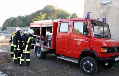Einsatzuebung Hainewalde 17-10-2010 Bild 40