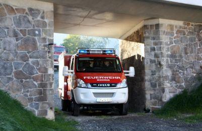 Einsatzuebung Hainewalde 17-10-2010 Bild 50