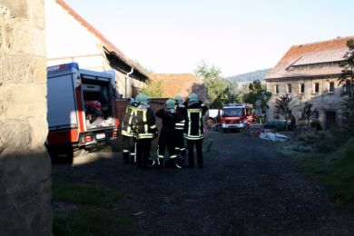 Einsatzuebung Hainewalde 17-10-2010 Bild 51